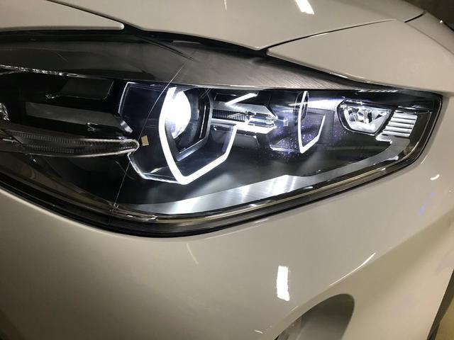 xDrive 18d MスポーツXモカ革ハイラインデモ車(7枚目)
