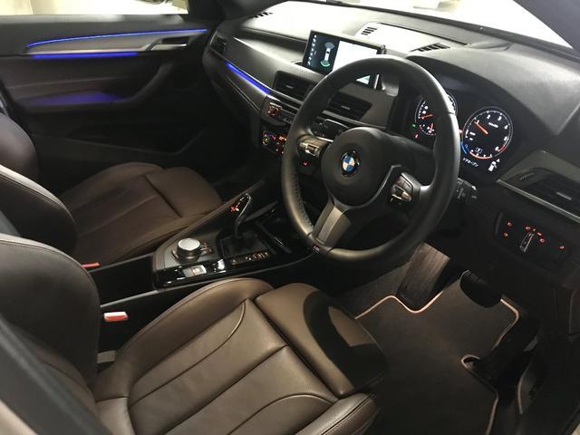xDrive 18d MスポーツXモカ革ハイラインデモ車(12枚目)