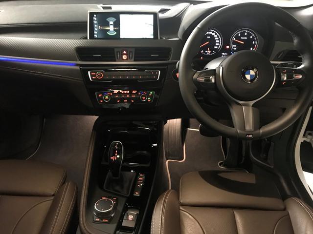 xDrive 18d MスポーツXモカ革ハイラインデモ車(15枚目)