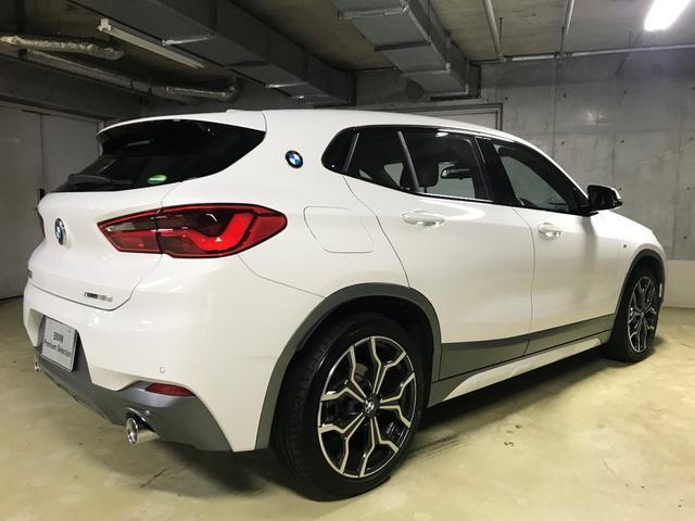 xDrive 18d MスポーツXモカ革ハイラインデモ車(20枚目)