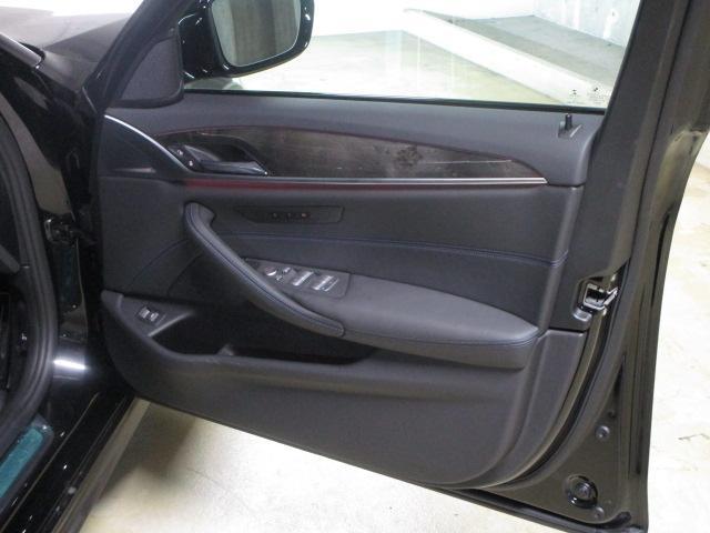 523iツーリング MスポーツヘッドアップD 新車保証継承(8枚目)