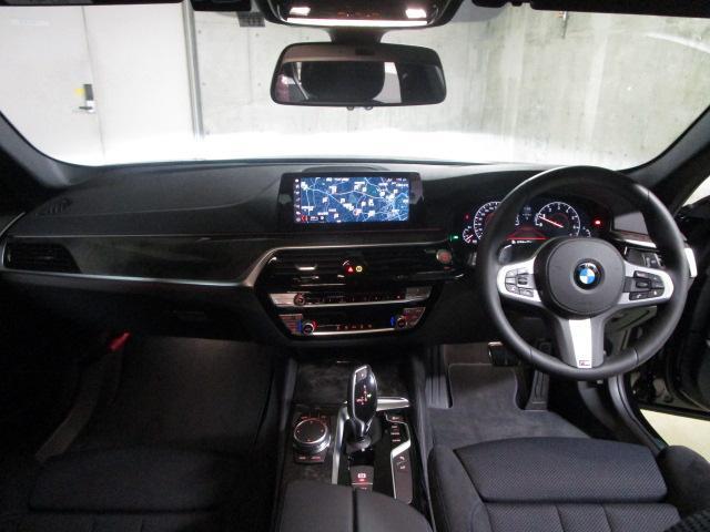 523iツーリング MスポーツヘッドアップD 新車保証継承(13枚目)