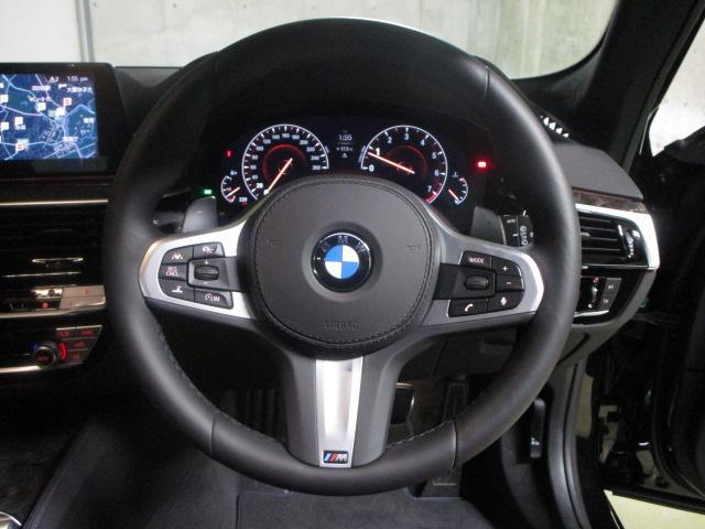 523iツーリング MスポーツヘッドアップD 新車保証継承(14枚目)