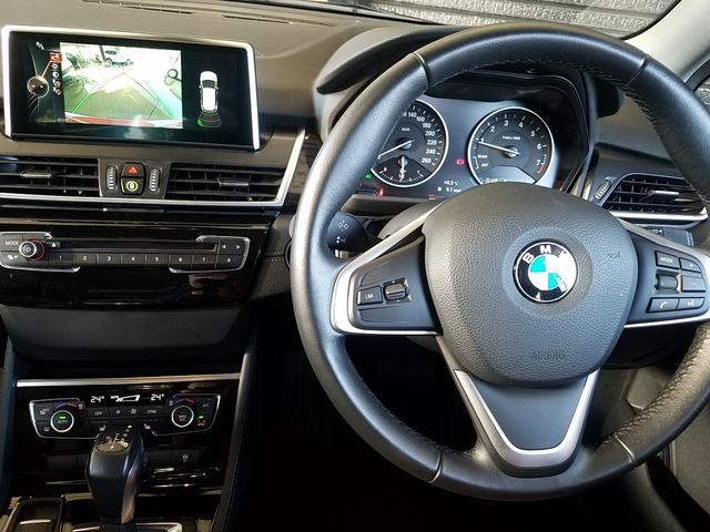 BMW BMW 218i茶革シート ラグジュアリー
