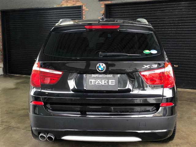 BMW BMW X3 xDrive 28i ワンオーナー 地デジ レザーシート