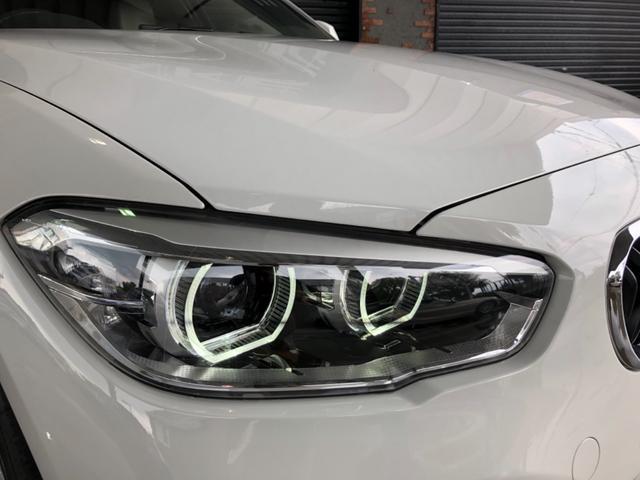 118i Mスポ仕様 レザーシート LEDヘッド 1オナ(9枚目)