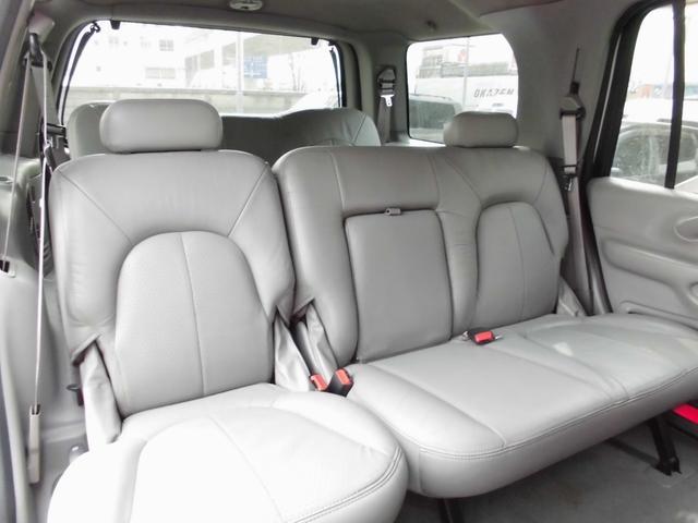 4WD 当社出戻り レザーシート 社外22アルミ 1年保証(17枚目)