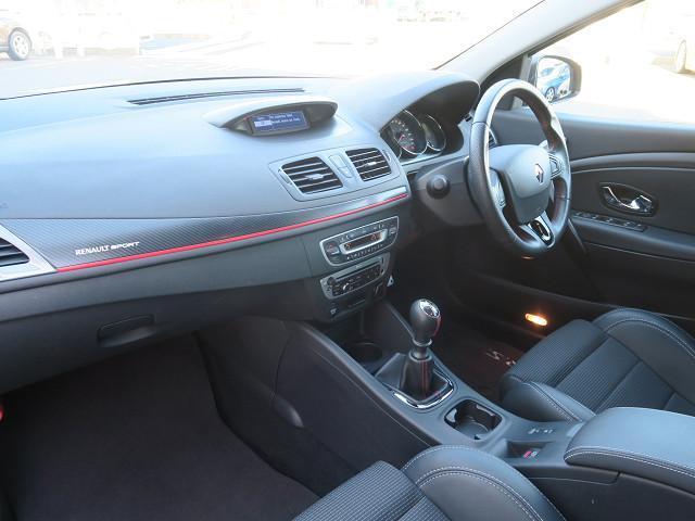 ルノー ルノー メガーヌ GT220 6MT クルコン ETC カードキー 純正CD
