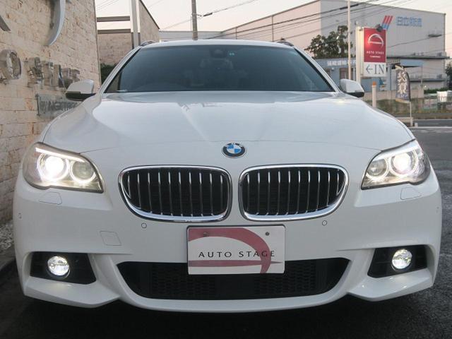 BMW BMW 523dツーリング Mスポーツ 1オーナー インテリセーフ