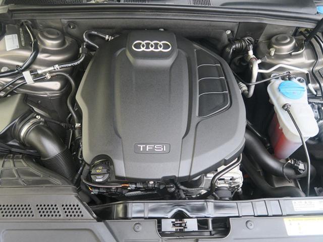 ●2L 直噴ターボエンジン2.0TFSIを搭載。『入庫時の状態もとても良く、エンジン機関も良好!ぜひ一度現車を御覧下さい!他にも多数の在庫を展示!』