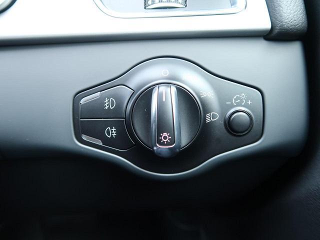 『ドイツ車ならではのつまみ式のヘッドライトスイッチ!高級感を感じるデザインです!』