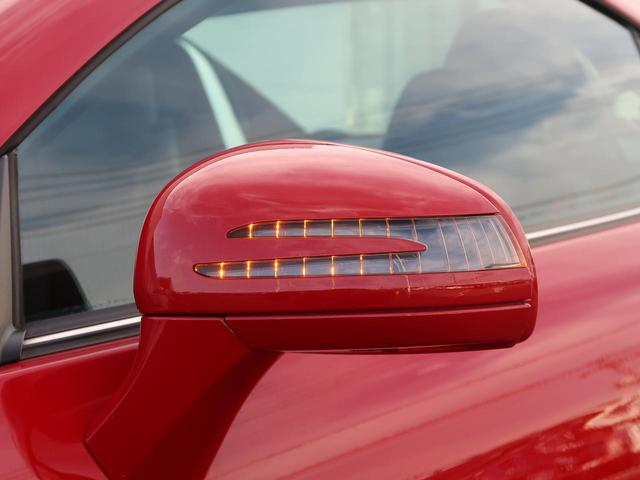 ●アローデザインウィンカーミラー『視認性の良い位置に設けられたドアミラーウインカー。もちろん電動格納式です!』