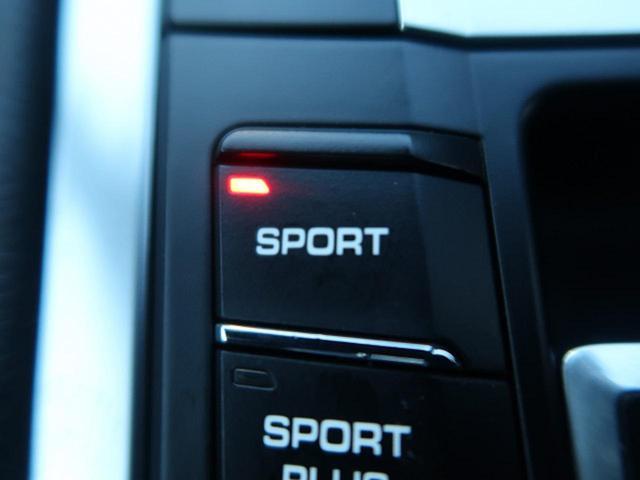 ●スポーツモード『スポーツモード時は、アクセルレスポンス・ハンドリングなどの設定が変更されます。車が豹変しますので、同じ車とは思えない走りが楽しめます。』