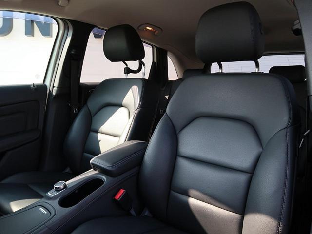 ●ブラックレザーシート●前席シートヒーター●メモリ機能付パワーシート(運転席)『輸入車ならではの洗練されたインテリア!シートの使用感も少なく綺麗な状態です!』