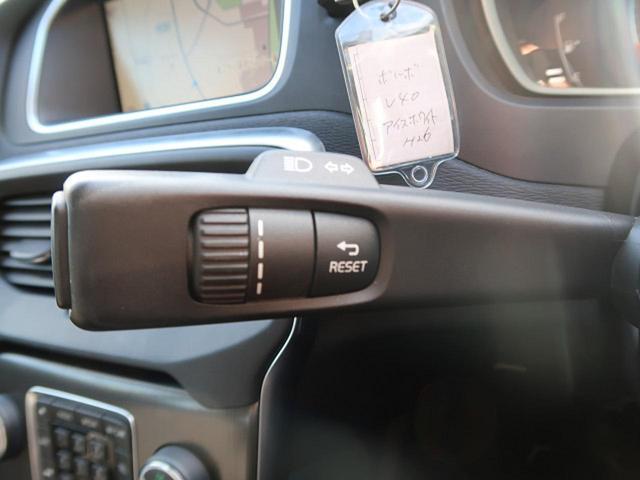 ●ウィンカーレバー『国産車とは逆の左側に設置されるウィンカーレバー。』