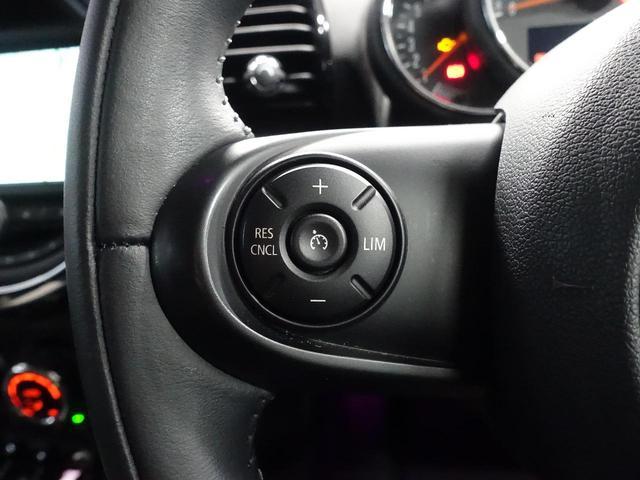 クーパーS クラブマン ペッパーPKG/パーキングアシストPKG/LEDヘッドランプ/JCW用19インチAW 純正HDDナビ リアビューカメラ パークディスタンス コンフォートアクセス ミラーETC(31枚目)