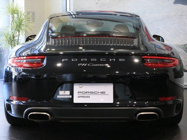 911カレラ PDK 2017年モデル 認定中古車保証付(5枚目)