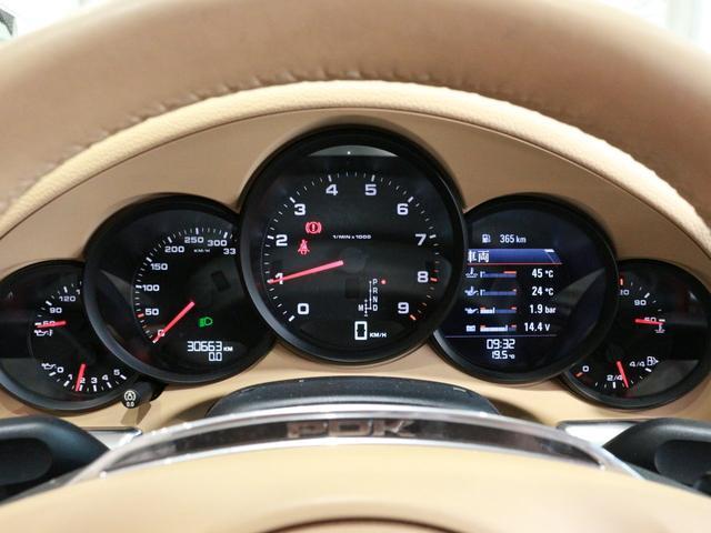ポルシェ ポルシェ 911カレラ 2013年モデル スポーツクロノ シートヒータ