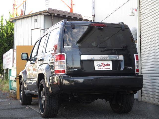 リミテッド4WD黒革22AW地デジHDDナビBカメラ22AW(5枚目)