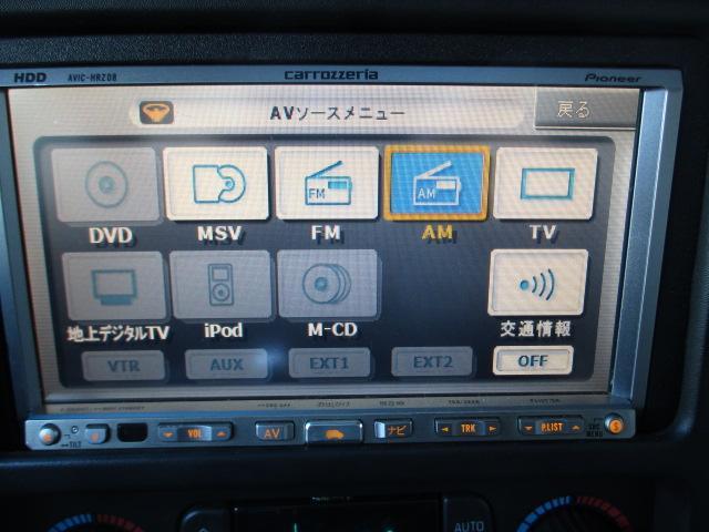 ESV4WD本革サンルーフ地デジSDナビBカメラ 1ナンバー(18枚目)