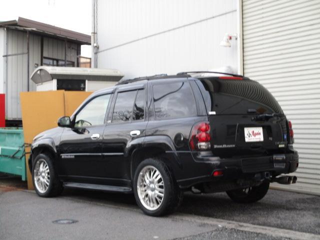 「シボレー」「シボレー トレイルブレイザー」「SUV・クロカン」「埼玉県」の中古車5