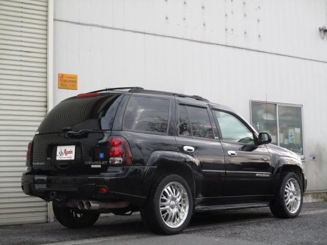 「シボレー」「シボレー トレイルブレイザー」「SUV・クロカン」「埼玉県」の中古車9