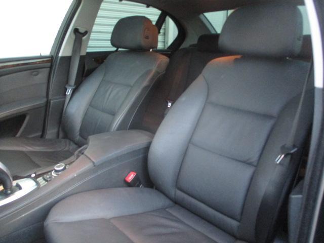 525iハイラインパッケージ 後期 サンルーフ 黒革 HDDナビ CD スマートキーレス クルーズコントロール ETC シートヒーター パワーシート HID 17AW(19枚目)
