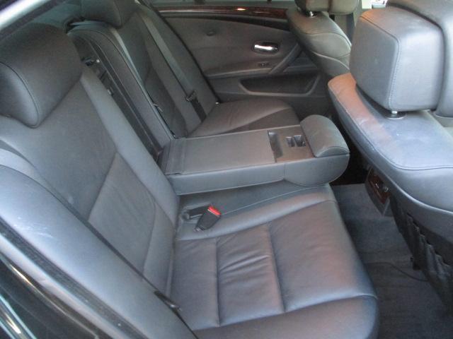 525iハイラインパッケージ 後期 サンルーフ 黒革 HDDナビ CD スマートキーレス クルーズコントロール ETC シートヒーター パワーシート HID 17AW(29枚目)