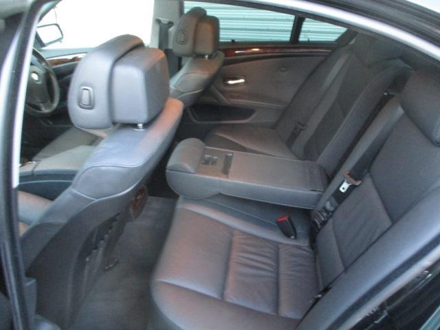 525iハイラインパッケージ 後期 サンルーフ 黒革 HDDナビ CD スマートキーレス クルーズコントロール ETC シートヒーター パワーシート HID 17AW(32枚目)