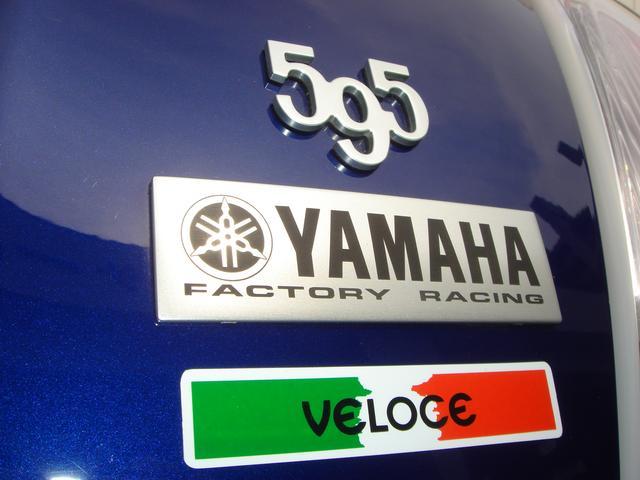 アバルト アバルト アバルト595 YAMAHA FACTORY RACING 1オーナー