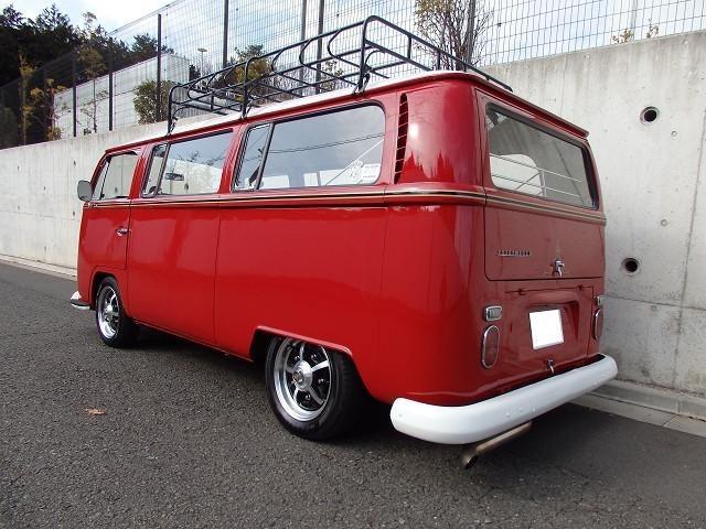 空冷VW 1969年式 TYPE-2 BUS ワーゲンバス(9枚目)