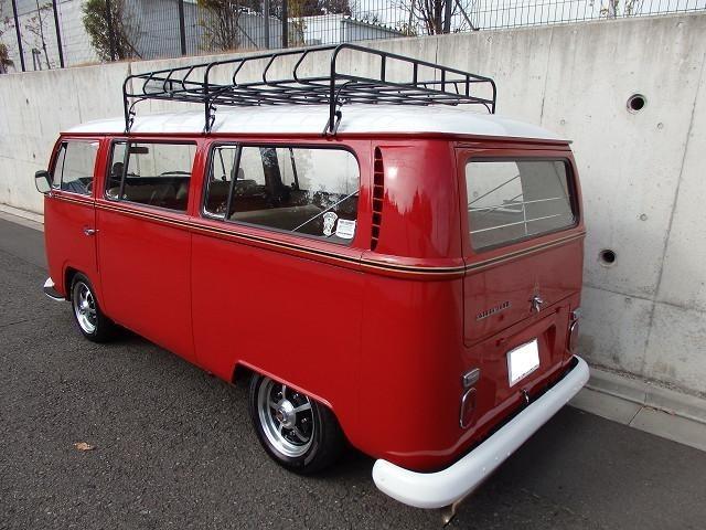 空冷VW 1969年式 TYPE-2 BUS ワーゲンバス(10枚目)