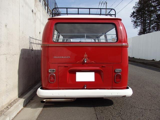 空冷VW 1969年式 TYPE-2 BUS ワーゲンバス(12枚目)