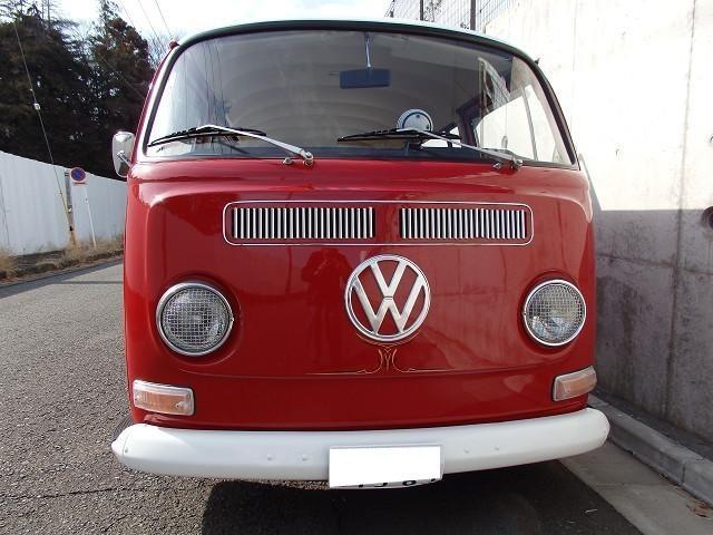 空冷VW 1969年式 TYPE-2 BUS ワーゲンバス(13枚目)