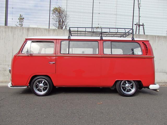 空冷VW 1969年式 TYPE-2 BUS ワーゲンバス(14枚目)