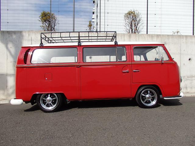 空冷VW 1969年式 TYPE-2 BUS ワーゲンバス(15枚目)