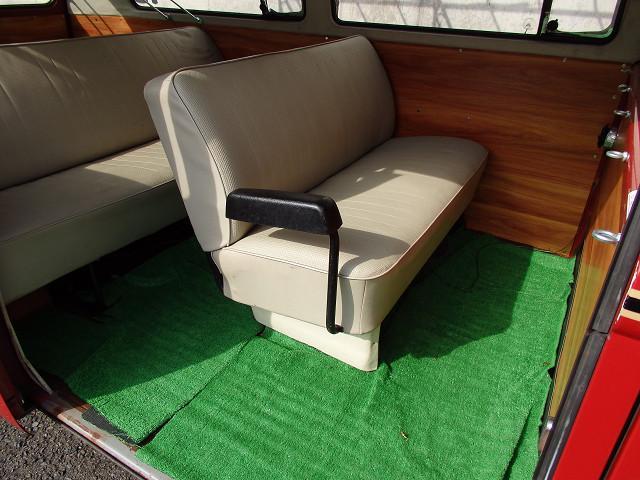 空冷VW 1969年式 TYPE-2 BUS ワーゲンバス(17枚目)