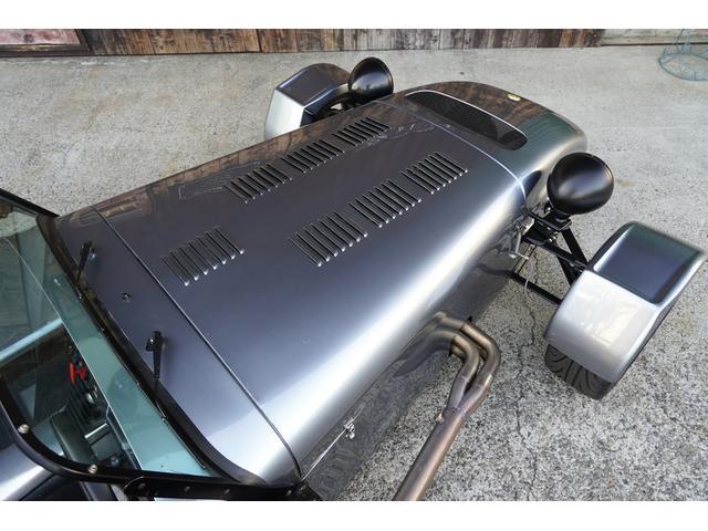 「ケータハム」「スーパー7」「オープンカー」「東京都」の中古車13