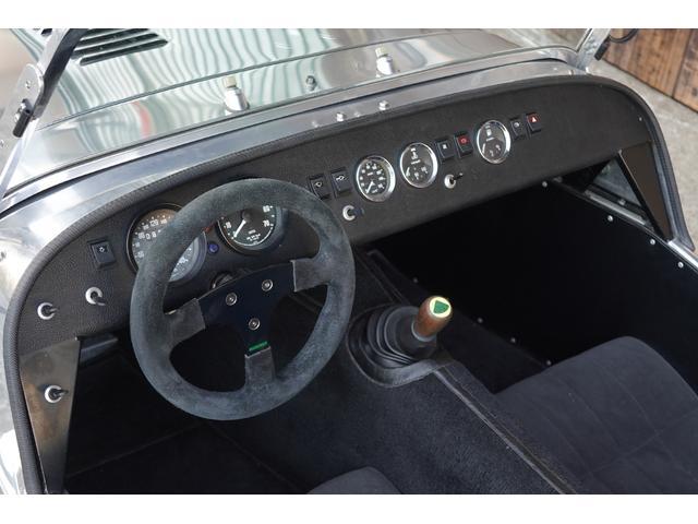 「ケータハム」「スーパー7」「オープンカー」「東京都」の中古車10