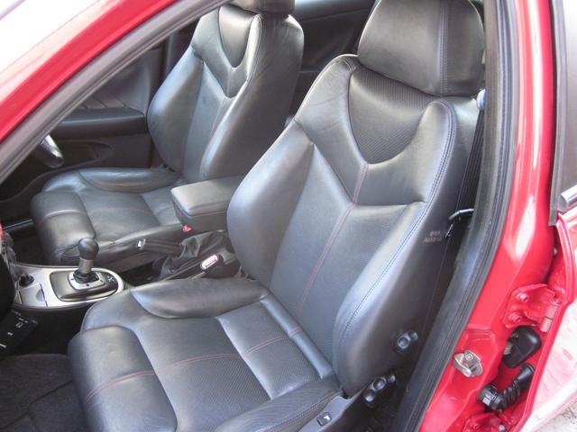 アルファロメオ アルファ147 TIモデル HID ETC 専用17インチ シートヒーター