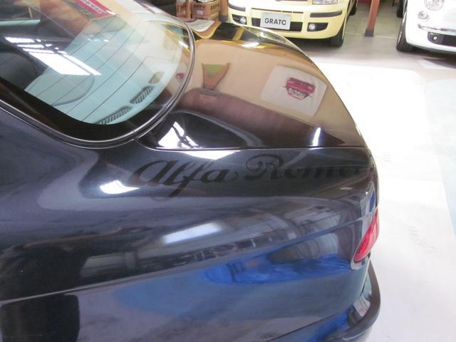 アルファロメオ アルファ156 2.0 TS ツインスパーク 5速 マニュアル車