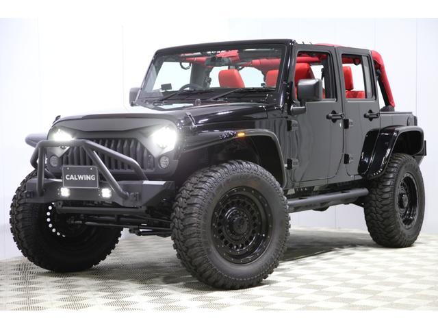 2015y ジープ ラングラー LA BAD WRANGLERが入庫致しました。車両詳細ページは下記からhttps://www.calwing.com/car/20201027074749/