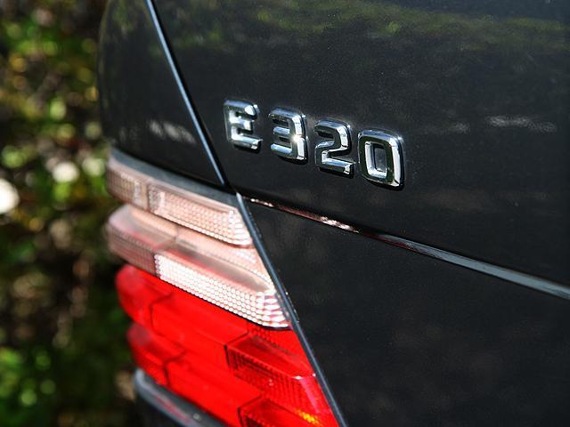 E320 右ハンドル(20枚目)