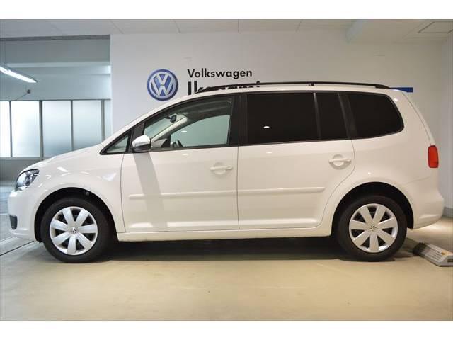 フォルクスワーゲン VW ゴルフトゥーラン TSI コンフォートライン