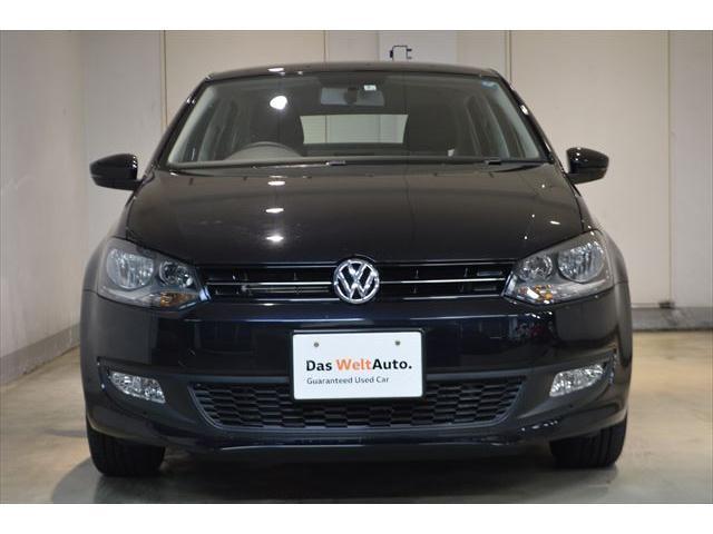 フォルクスワーゲン VW ポロ アクティブ2 ブルーモーションテクノロジー