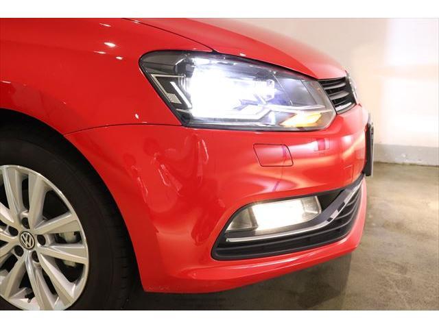 フォルクスワーゲン VW ポロ TSIコンフォートライン マイスター
