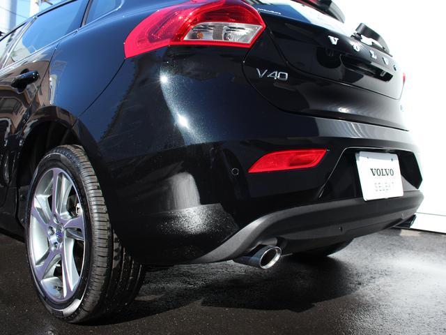 ボルボ ボルボ V40 2016年モデル D4 SE クリーンディーゼル 本革