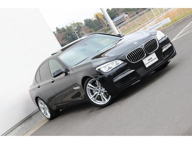 BMW BMW AH7 Mスポーツ認定中古車 サンルーフ LEDヘッドライト