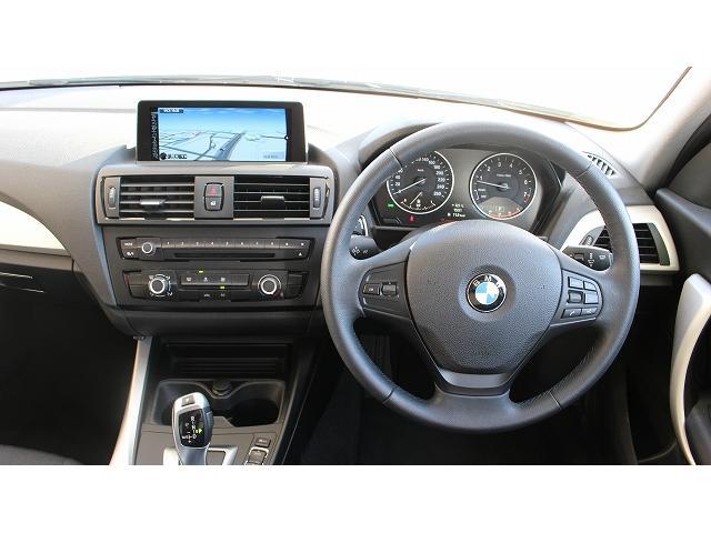 BMW BMW 116i 純正ナビ Bカメ キセノン ETC 弊社下取り車
