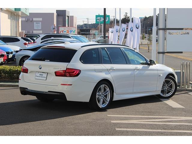 BMW BMW 523dツーリングMスポーツ ワンオーナ 禁煙車 弊社下取り